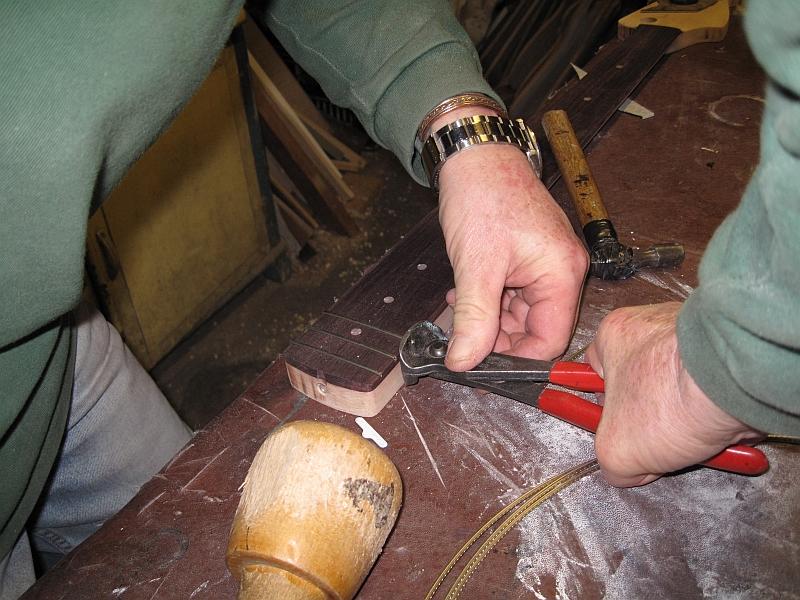 Bass Guitar Repairs