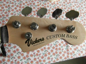 Vickers Custom Bass